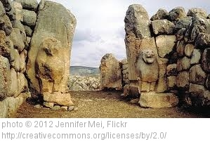 Hittite Lion's Gate