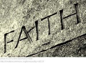 Faith in Stone