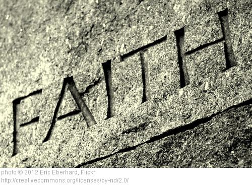 Faith in Stone