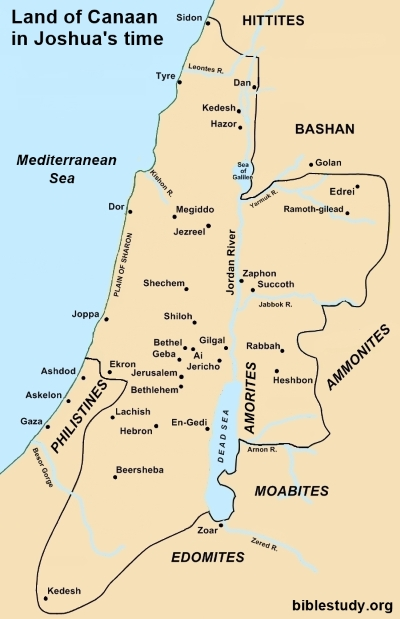 canaan-during-time-of-joshua-large-map